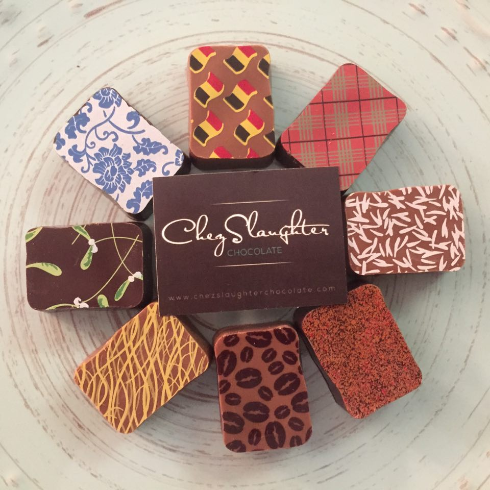Belgian Chocolate Pralines