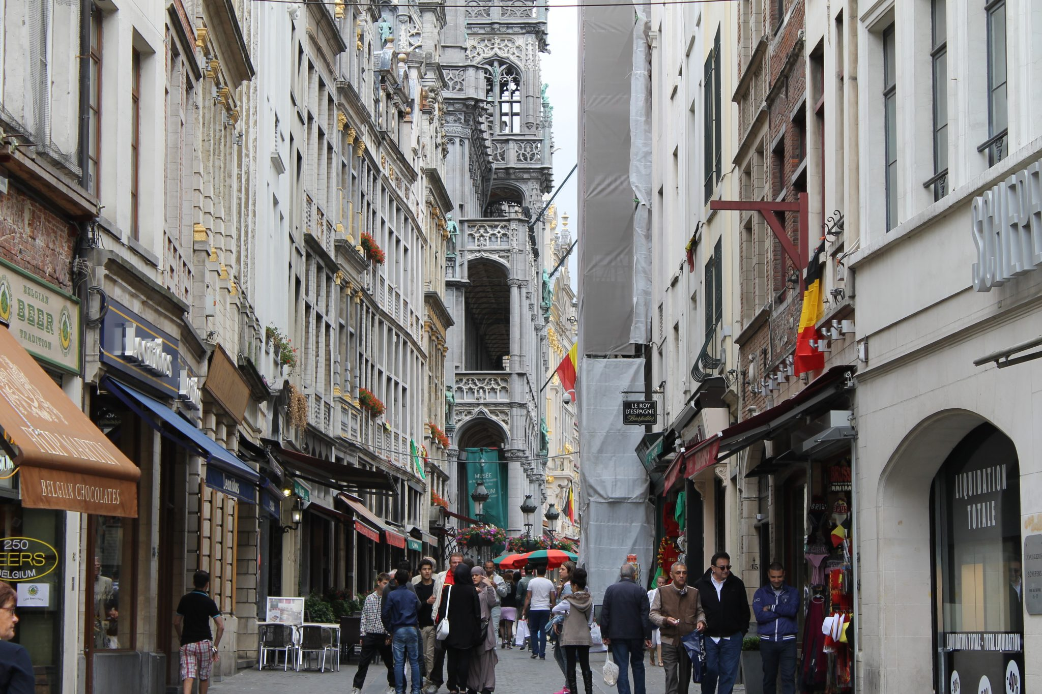 Summer Travel Series :: Visiting Brussels?Take Our Belgian Chocolate Walking Tour