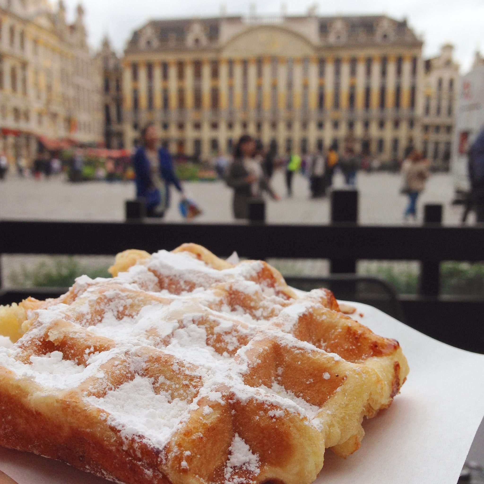 Summer Travel Series: Visiting Belgium?Delight Yourself With A Belgian Waffle