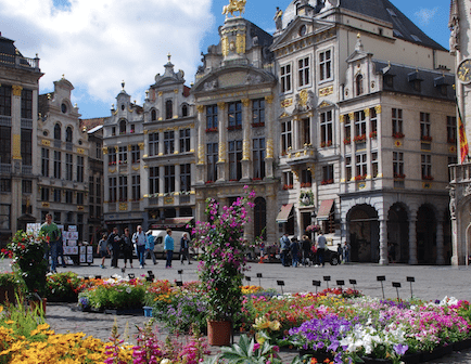 Summer Travel Series : Visiting Belgium? See The Grand Place