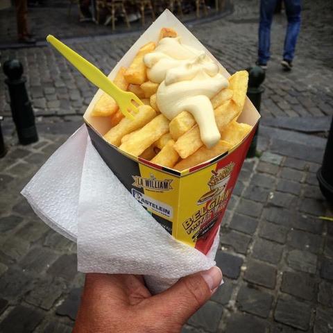 Summer Travel Series: Visiting Belgium? Behold The Belgian Frite