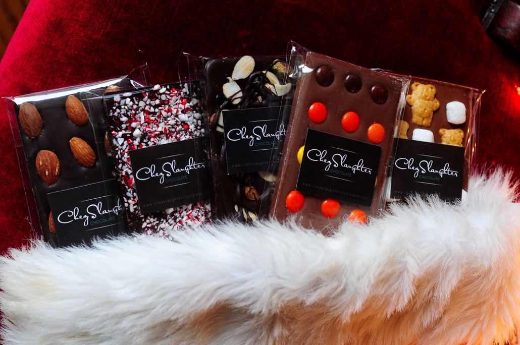Your Chocolate Stash: Gift These Bars Or Keep Them For Yourself!
