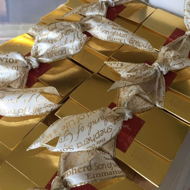 Go Gold With These Chocolate Gift Sets